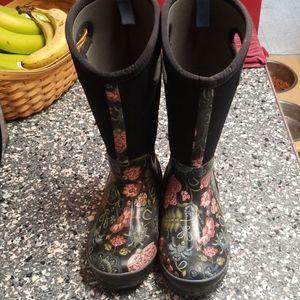 Women's Bogs Winter Bloom size 6